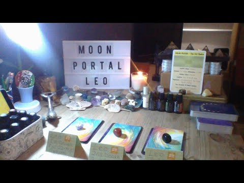 WOW!! LEO ALL THE ANIMAL SPIRITS ARE WITH YOU IN THIS MOON PORTAL READING - Which DECAN are you LEO?